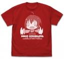 【グッズ-Tシャツ】アイドルマスター シンデレラガールズ劇場 しんげき 美穂ちゃん Tシャツ/RED-XLの画像