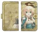 【グッズ-カバーホルダー】グリムノーツ The Animation アリス 手帳型スマホケース138の画像