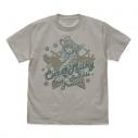 【グッズ-Tシャツ】スター☆トゥインクルプリキュア キュアミルキー Tシャツ/LIGHT GRAY-XLの画像