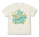 【グッズ-Tシャツ】スター☆トゥインクルプリキュア キュアミルキー Tシャツ/VANILLA WHITE-XLの画像