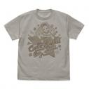 【グッズ-Tシャツ】スター☆トゥインクルプリキュア キュアソレイユ Tシャツ/LIGHT GRAY-XLの画像