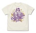 【グッズ-Tシャツ】スター☆トゥインクルプリキュア キュアセレーネ Tシャツ/VANILLA WHITE-XLの画像