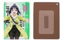 【グッズ-パスケース】ラブライブ!サンシャイン!!Movie 松浦果南 フルカラーパスケース Over the Rainbowの画像