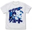 【グッズ-Tシャツ】ラブライブ! 園田海未 エモーショナルTシャツ/WHITE-XLの画像