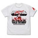 【グッズ-Tシャツ】プロメア Tシャツ/WHITE XLの画像