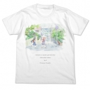 【グッズ-Tシャツ】私に天使が舞い降りた! 花&ひなた フルカラーTシャツ/WHITE-XLの画像