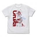【グッズ-Tシャツ】ぼくたちは勉強ができない 武元うるか Tシャツ/WHITE-XLの画像