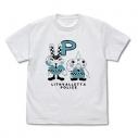 【グッズ-Tシャツ】DOUBLE DECKER! ダグ&キリルマモル君&トリシマル君 Tシャツ/WHITE-XLの画像