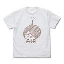 【グッズ-Tシャツ】ゲゲゲの鬼太郎 鬼太郎の妖気を感じる Tシャツ/WHITE-XLの画像