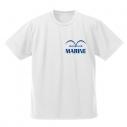 【グッズ-Tシャツ】ワンピース 海軍 ドライTシャツ/WHITE-XLの画像