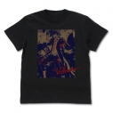 【グッズ-Tシャツ】チェインクロニクル3 魔法兵団学生伝 ヴェルナー Tシャツ/BLACK-Lの画像