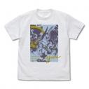 【グッズ-Tシャツ】チェインクロニクル3 魔法兵団学生伝 ユニ Tシャツ/WHITE-Lの画像