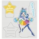 【グッズ-スタンドポップ】スター☆トゥインクルプリキュア キュアコスモ アクリルスタンドの画像