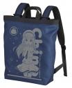 【グッズ-バッグ】ご注文はうさぎですか?? チノ 2wayバックパック/NAVYの画像
