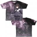 【グッズ-Tシャツ】艦隊これくしょん -艦これ- 初月 両面フルグラフィックTシャツ XLの画像