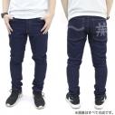 【グッズ-ズボン】ガールズ&パンツァー 最終章 大洗女子学園 リラックスジーンズ-XLの画像