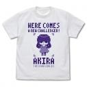 【グッズ-Tシャツ】ハイスコアガールⅡ 大野晶 Tシャツ/WHITE-XLの画像