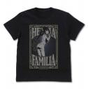 【グッズ-Tシャツ】ダンジョンに出会いを求めるのは間違っているだろうかII ヘスティア Tシャツ/BLACK-XLの画像