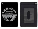 【グッズ-パスケース】ダンベル何キロ持てる? シルバーマンジム フルカラーパスケースの画像