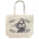 【グッズ-バッグ】マギアレコード 魔法少女まどか☆マギカ外伝 七海やちよ ラージトート NATURALの画像