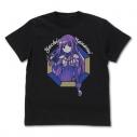 【グッズ-Tシャツ】マギアレコード 魔法少女まどか☆マギカ外伝 七海やちよ Tシャツ BLACK-XLの画像