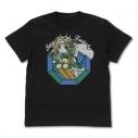 【グッズ-Tシャツ】マギアレコード 魔法少女まどか☆マギカ外伝 二葉さな Tシャツ BLACK-XLの画像