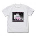 【グッズ-Tシャツ】かぐや様は告らせたい ラブ探偵チカ Tシャツ WHITE-XLの画像