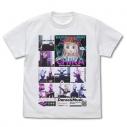 【グッズ-Tシャツ】かぐや様は告らせたい 千花のダンス フルカラーTシャツ WHITE-XLの画像