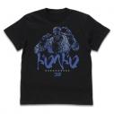 【グッズ-Tシャツ】ドロヘドロ 能井 Tシャツ BLACK-XLの画像