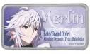 【グッズ-ワッペン】Fate/Grand Order -絶対魔獣戦線バビロニア- マーリン 脱着式フルカラーワッペンの画像