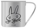 【グッズ-マグカップ】メイドインアビス「深き魂の黎明」 ナナチのサイン ステンレスマグカップの画像