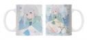 【グッズ-マグカップ】Re:ゼロから始める異世界生活 エミリア&パック フルカラーマグカップの画像
