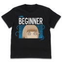 【グッズ-Tシャツ】放課後ていぼう日誌 陽渚の釣り初心者 Tシャツ BLACK-XLの画像