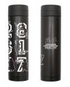 【グッズ-タンブラー・グラス】メジャーセカンド サーモボトル BLACKの画像