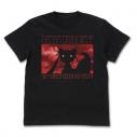 【グッズ-Tシャツ】マギアレコード 魔法少女まどか☆マギカ外伝 キュゥべえが見てる Tシャツ/BLACK-XLの画像