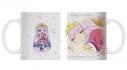 【グッズ-マグカップ】魔王城でおやすみ スヤリス姫のGOOD NIGHT フルカラーマグカップの画像