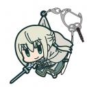 【グッズ-キーホルダー】Fate/Grand Order セイバー/ベディヴィエール つままれの画像