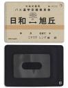 【グッズ-パスケース】のんのんびより のんすとっぷ れんげの定期券 フルカラーパスケースの画像