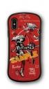 【グッズ-カバーホルダー】PERSONA5 Design Produced by Sanrio iPhone Xs/X 対応ハイブリッドガラスケース アンの画像