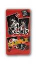 【グッズ-電化製品】PERSONA5 Design Produced by Sanrio 4000mAh リチウムイオンポリマー充電器2.1A レッドの画像