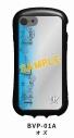 【グッズ-カバーホルダー】ヴィジュアルプリズン iPhone SE(第2世代)/8/7/6s/6 対応 ハイブリッドクリアケース オズの画像