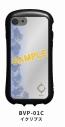 【グッズ-カバーホルダー】ヴィジュアルプリズン iPhone SE(第2世代)/8/7/6s/6 対応 ハイブリッドクリアケース イクリプスの画像
