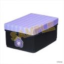 【グッズ-収納BOX】ディズニー ツイステッドワンダーランド ストレージボックス オクタヴィネルの画像