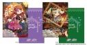 【グッズ-クリアファイル】アイカツ! フォトonステージ!! クリアファイルコレクション B.紫吹 蘭&藤堂ユリカ【アニメイト限定】の画像