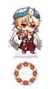 【グッズ-スタンドポップ】Fate/Grand Order -絶対魔獣戦線バビロニア- アクリルスタンド~floral decorations~ D.ギルガメッシュの画像
