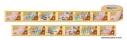 【グッズ-テープ】アイカツ! マスキングテープ ~エンディングセレクション~ 1.カレンダーガール【アニメイト限定】の画像