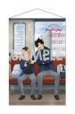 【グッズ-タペストリー】ハイキュー!! タペストリー -One Fine Day!- 6.黒尾鉄朗&孤爪研磨【アニメイト限定】の画像