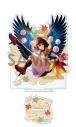 【グッズ-スタンドポップ】東方project アクリルスタンド~Brilliant Selection~ B.射命丸文【アニメイト限定】の画像