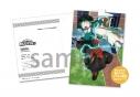 【グッズ-カード】僕のヒーローアカデミア 活動録 フォトシート 緑谷出久【アニメイト限定】の画像