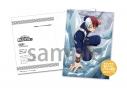 【グッズ-カード】僕のヒーローアカデミア 活動録 フォトシート 轟焦凍【アニメイト限定】の画像